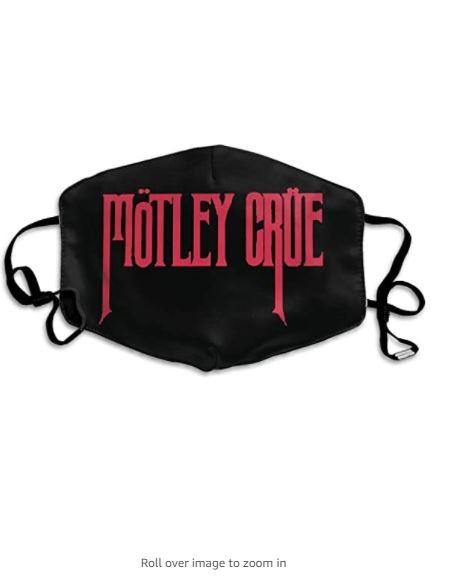 Motley Crue Logo Face Mask At Rock Band T Shirts Motley Crue Merch The stadium tour 2021 text 'motleycrue' to 855 580 2783 for updates! motley crue logo face mask at rock band t shirts motley crue merch