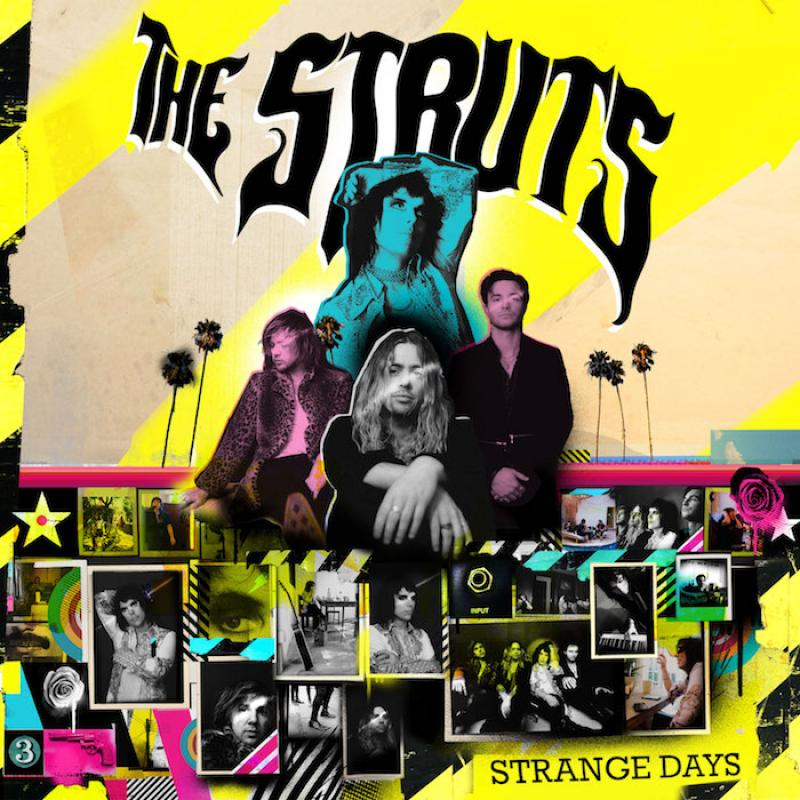 The Struts Strange Days review. A fans perspective.