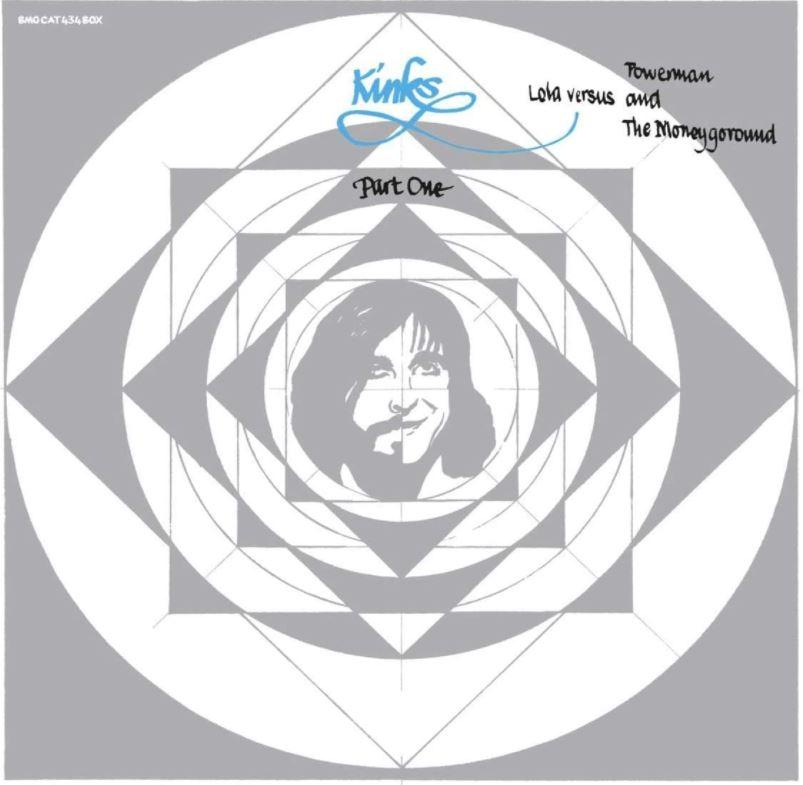 The Kinks Lola Versus Powerman and the Moneygoround, Pt. 1 - Box Set Vinyl 2