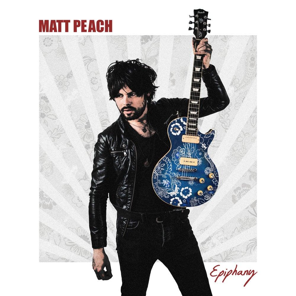 Epiphany: Life & Matt Peach An Interview & Album Teaser with A UK Artist On The Rise.