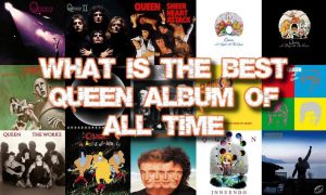 What's the best Queen album of all time h
