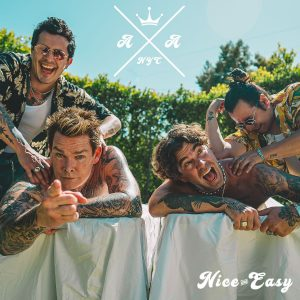 American Authors release a new single 'Nice and Easy'