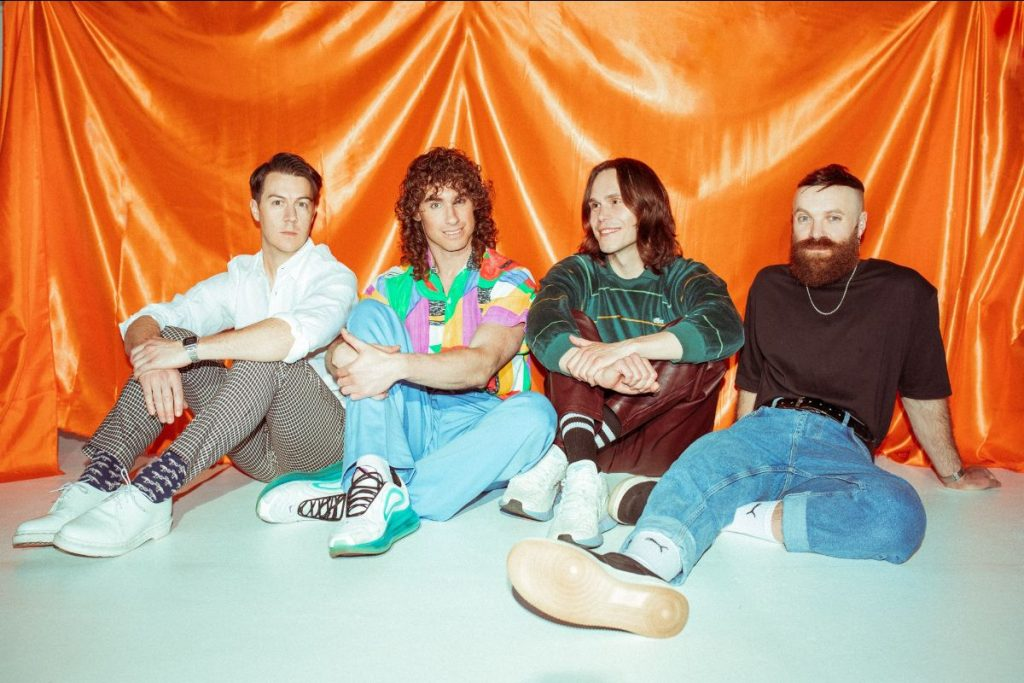 Don Broco release a new single 'GumShield' from the new album 'Amazing Things'