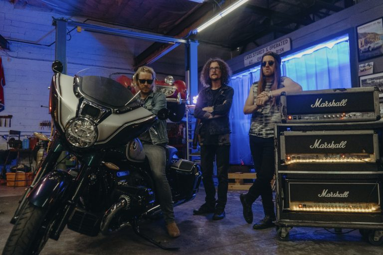 The Cadillac Three release a new video 'Get after it' in association with BMW and Marshall.