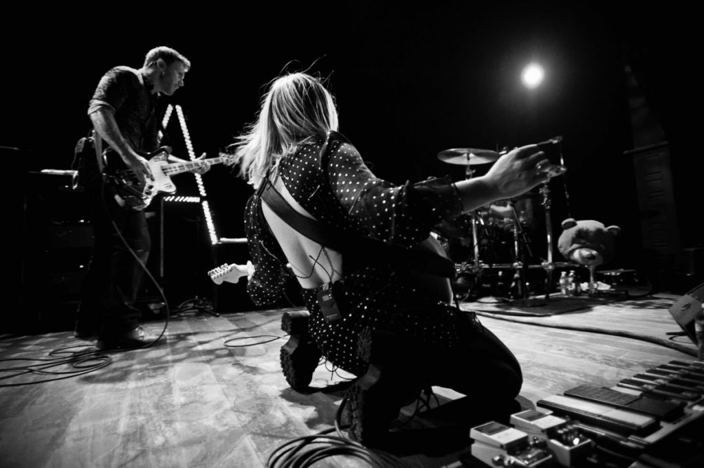 The Joy Formidable release a new album 'Into The Blue' on the 20th Aug. 2