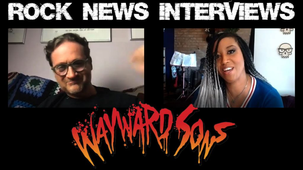 Wayward Sons Interview – Roctavia chats with Toby Jepson.